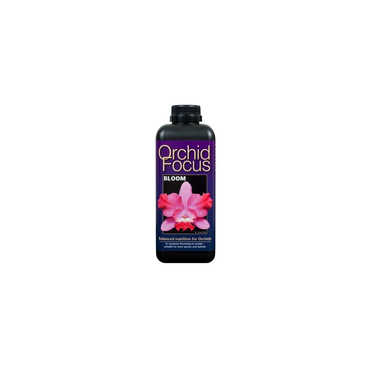 Engrais de floraison orchid e orchid focus hydrozone - Engrais pour orchidee ...
