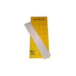 Piéges collants BUG SCAN jaune x 10 - BioBest
