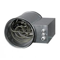 Chauffage de gaine - sortie 125mm - Vents