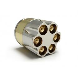Grinder Bullet 40mm - 3 Parts