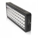 SYSTEME LED FloraStar Dual Switch - 144W (48 x 3W)- Grow & Bloom