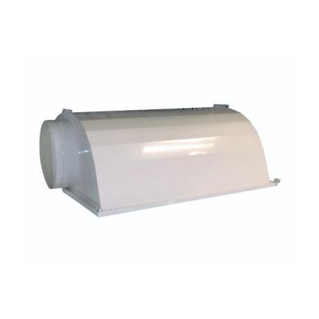 prolight r flecteur ferm pour ampoule 400 1000w hydrozone. Black Bedroom Furniture Sets. Home Design Ideas