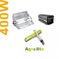 Kit 400W DIGILIGHT Flora + AGROLITE