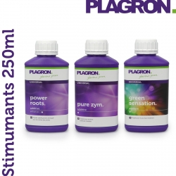 Pack Additifs Plagron Terre Hydro Coco 250ml