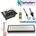 Pack propagateur Nutriculture 40 sites + Led A432