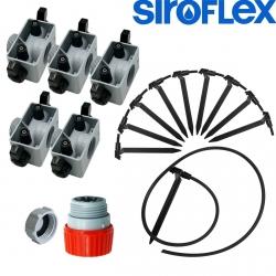 Kit irrigation Siroflex 10 plantes