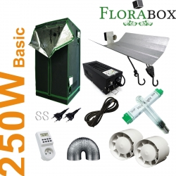 Pack 250W Basic Florabox + Class2