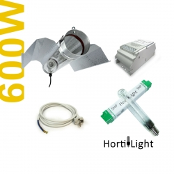 Kit 600W Class1 Bat CoolTube + Hortilight
