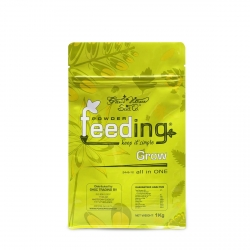 POWDER FEEEDING - Grow 1Kg