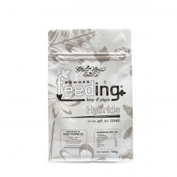 Powder Feeding HYBRIDS 1Kg - Green House