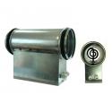 Chauffage de gaine 200mm - Thermostat intégré