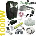Pack 1000W Florabox 150 - ETI