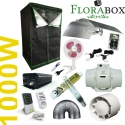 Pack 1000W Florabox 150 - Digilight