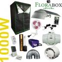 Pack 1000W Florabox 150 - Lumatek