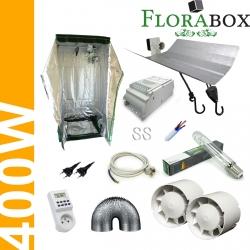 Pack Tente 400W Florabox 100 - ETI + Ortica agro