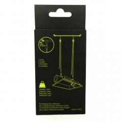 SYSTEME DE SUSPENSION PROHANGER - 48 kg Max- Garden High Pro