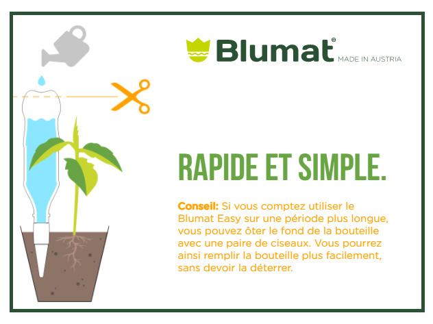 Arrosage automatique Blumat Easy XL