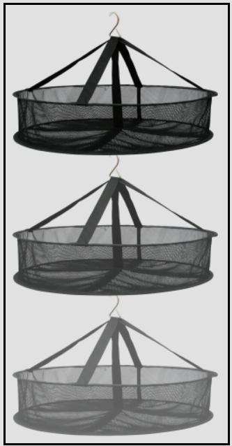 Filet de séchage 1 étage DRY-IT 45 cm par Secret Jardin