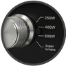 switch 4 puissances d'éclairage du ballast Florastar