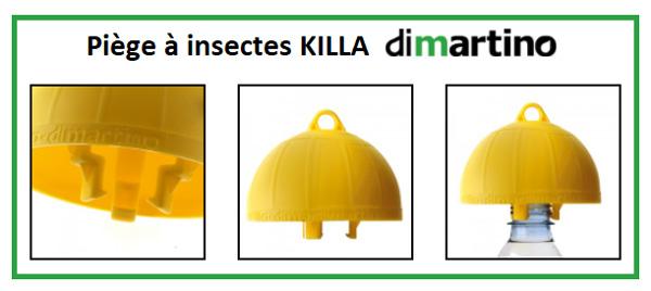 Piège à insecte écologique Killa Di Martino
