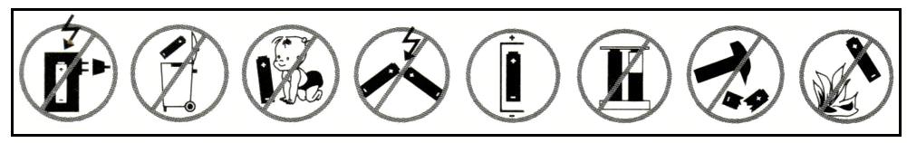 Piles AA en lot de 4 X-Power 1.5 volts
