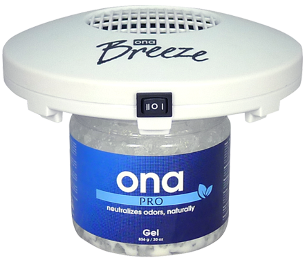 Diffusion du gel Polar Crystal avec Ona Breeze