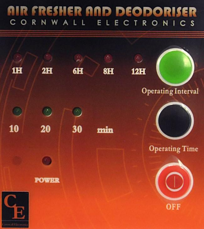 Boitier de commande du générateur d'ozone Cornwall Electronics