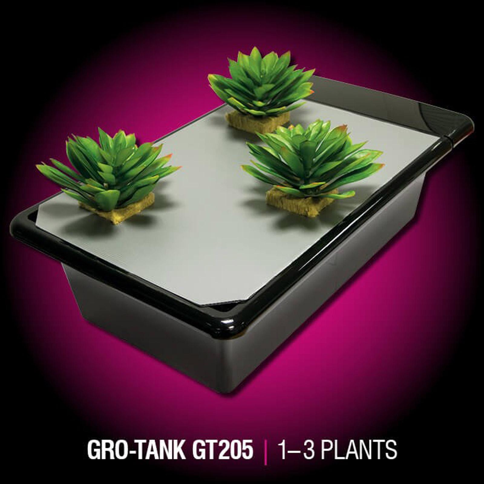 Plaque PVC pour système Gro-Tank 205 Nutriculture