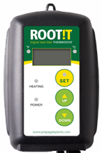 Boitier de contrôle digital du thermostat pour tapis chauffant Rootit