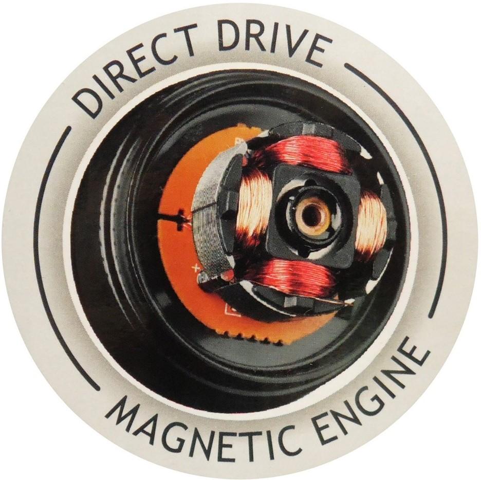 clip fan avec moteur 5 watts magnétique
