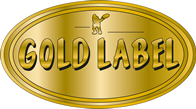 Logo GOLD LABEL