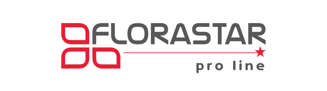 Logo FLORASTAR pro line
