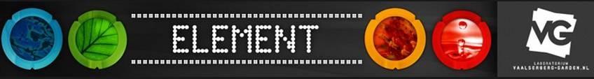 Logo ELEMENT - Vaalserberg Garden
